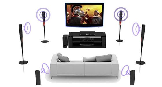 Dolby Digital 7.1